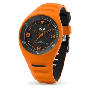 Montre Ice-Watch homme neon orange
