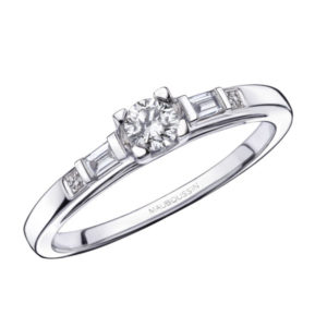 Bague Mauboussin Solitaire courtisane